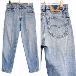 """Levi's Vintage 550 Women's Light Wash Jeans 29"""""""